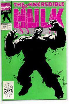 Incredible Hulk #377 he gets smart!
