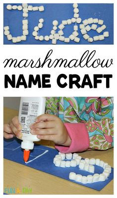 Name marshmallow cra