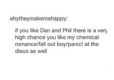 Basically everyone in at least one bandom is also in the Phandom and it's basically like a buy one get one free deal.