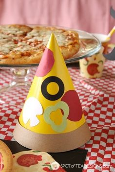 NOVELTY FAST FOOD PARTY HAT CHILLI BURGER HOT DOG PIZZA FUNNY CHEF FANCY DRESS