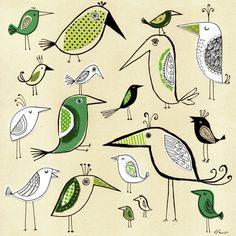 63 Ideas Little Bird Sketch Bird Sketch, Doodle Sketch, Doodle Art, Bird Line Drawing, Bird Drawings, Bird Patterns, Bird Illustration, Little Birds, Bird Art