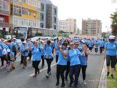 600 pessoas caminharam pela solidariedade - Câmara Municipal da Amadora