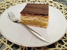 Nepečený jablkový krémeš (fotorecept) - recept | Varecha.sk