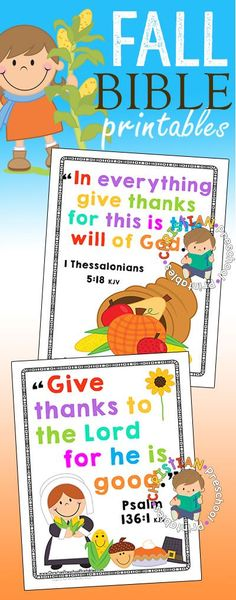 thanksgiving crafts and printables to enhance your i am thankful bible - Colors Book