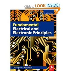 Fundamental Electrical and Electronic Principles covers the essential principles that form the foundations for electrical and electronic engineering courses.
