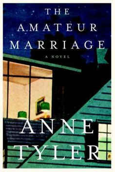 Annie's Book Club will meet Thursday, March 5th at 10am at the Elisabeth Lahti Library to chat about  Amateur Marriage. From the unmatched Anne Tyler, comes a rich and compelling novel about a mismatched marriage--and its consequences, spanning three generations. Throughout the novel readers are drawn ever more fully into the complex entanglements of family life in this wise, embracing, and deeply perceptive novel.