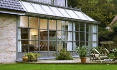 french conservatory | Aluminium roof and conservatory systems