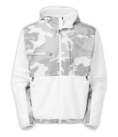 The North Face Men's New Arrivals Jackets & Vests MEN'S DENALI HOODIE