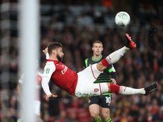 Report: Everton not giving up on Arsenal striker Olivier Giroud