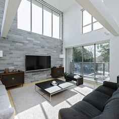 Asian Interior, Living Room Interior, My Dream Home, Tiny House, House Design, Interior Design, Outdoor Decor, Cement, Home Decor