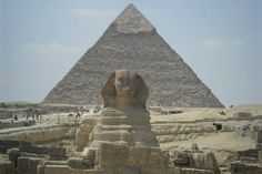 Egypt - at the pyramids and such an amazing experience