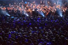 7h Film Music Festival - International Gala of Film Music: Krakow Film Music Festival Celebrates ASCAP's 100th Anniversay - The Beethoven Academy Orchestra - Diego Navarro - Hans Zimmer - Sara Andon - Leszek Możdżer - Czarina Russell - Aleksander Milwiw-Baron - pic. Wojciech Wandzel www.wandzelphoto.com