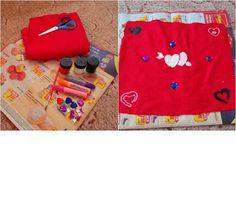 Život s DIY: Valentýnská dečka Picnic Blanket, Outdoor Blanket, Picnic Quilt