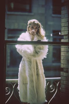 Martha Hunt photographed by Guy Aroch for the fall/winter 2015 issue of So It Goes magazine.