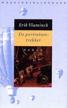 Beschrijving van De portrettentrekker - Erik Vlaminck - Bibliotheken Limburg
