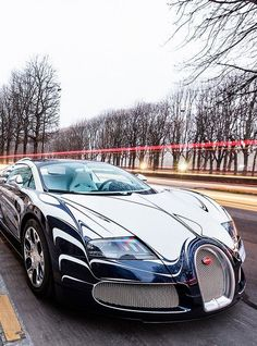 dreamer-in-colors Bugatti Veyron L'Or Blanc