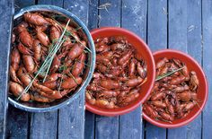 Finnish Crayfish by Visit Finland, via Flickr
