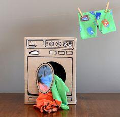 Une machine à laver DIY