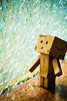Danbo. I believe that we all have a little lonely but cute Danbo inside of us.