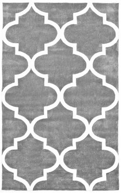 Rugs USA Keno Trellis Slate Rug. 4th of July Sale Last Day! 80% OFF for all Rug USA Products! Area rug, carpet, design, style, home decor, interior design, pattern, trend, statement, summer, cozy, sale, discount, free shipping.