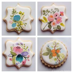 Hand Painted Sugar Cookie - Edible Artists Network