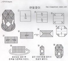 O bem Amado: [Origami Kawakami] versão porta-clips