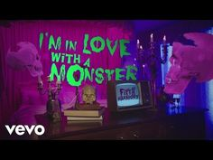 Fifth Harmony - I'm In Love With a Monster (from Hotel Transylvania 2) - YouTube