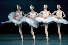 Historia del ballet: El Lago de los Cisnes