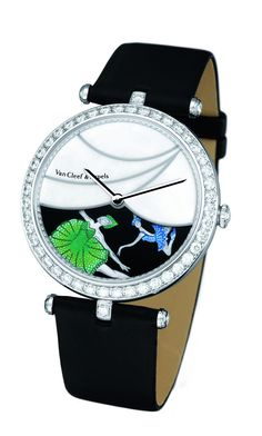 Van Cleef & Arpels - Lady Arpels saisons watch
