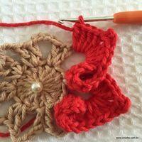 9 Tips For Knitting By Zazok - potitoo Freeform Crochet, Crochet Motif, Crochet Doilies, Crochet Stitches, Crochet Flower Tutorial, Crochet Flower Patterns, Crochet Flowers, Love Crochet, Irish Crochet