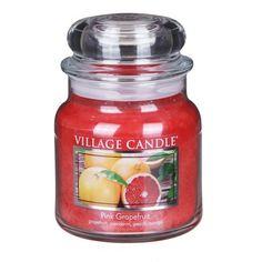 Pink Grapefruit Medium 16oz Jar Candle