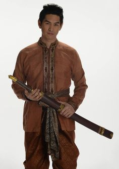 Traditional Thai Clothing, Clothes, Outfits, Clothing, Kleding, Outfit Posts, Coats, Dresses
