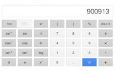 Google just added an interactive calculator to its search results that works on desktop and mobile browsers.