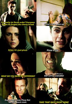 how teen wolf really goes | I cannot stop laughing omg this post is life