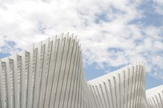 The Perfect Wave: New High Speed Train Station in Italy - DETAIL-online.com