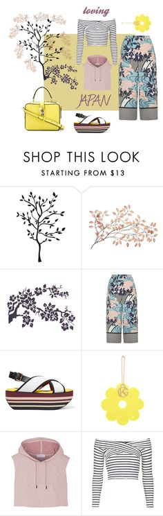 """Loving Japan"" by pinfi on Polyvore featuring Topshop, Marni, Kurt Geiger, adidas and Dolce&Gabbana"