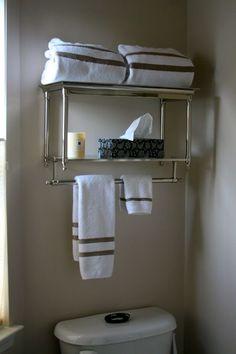 Bathroom Towel Bar Placement Shelf Bath Storage Towels Bat
