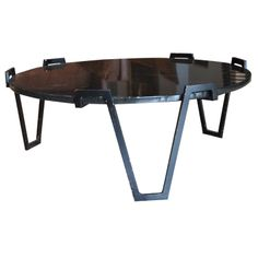 Jean Royere Coffee Table | From a unique collection of antique and modern coffee and cocktail tables at http://www.1stdibs.com/furniture/tables/coffee-tables-cocktail-tables/