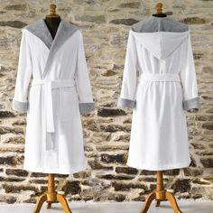 Colección Piper de baño. Piper bath robe Collection.