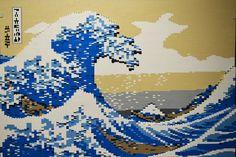 プロのレゴ職人、ネイサン・サワヤがつくるレゴアート:展覧会の画像ギャラリー Page2 « WIRED.jp