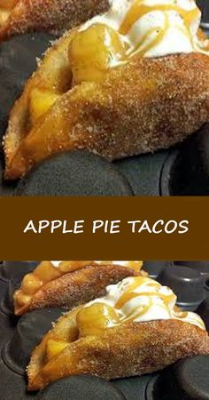Apple Dessert Recipes, Fruit Recipes, Desert Recipes, Apple Recipes, Easy Desserts, Mexican Food Recipes, Sweet Recipes, Baking Recipes, Delicious Desserts