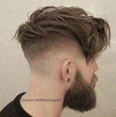 Top Best Undercut Hairstyles for men.Latest and Trendy Undercut hairstyles Cool Mens Haircuts, Cool Hairstyles For Men, Classic Hairstyles, Haircuts For Men, Medium Haircuts, Medium Hairstyles, Popular Hairstyles, Trendy Haircuts, Modern Haircuts