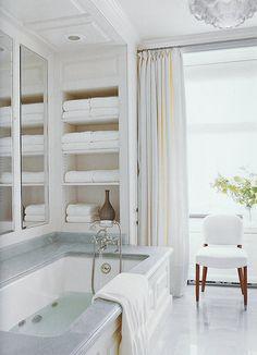 WC com decoração moderna e relaxante | Eu Decoro