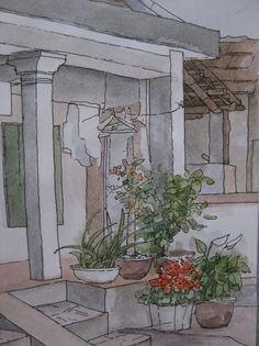 La maison de M.Cu à Ninh Binh