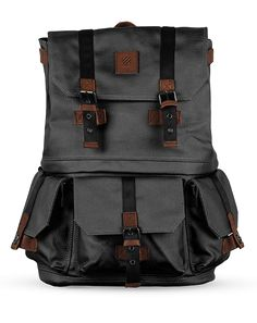 The newly redesigned Alpha Pro tops Langly's range, maximizing organization and functionality. The bag's lower compartment has been improved with stiffer, reinforced camera inserts that securely cradl