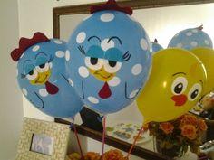 Baloes de festa