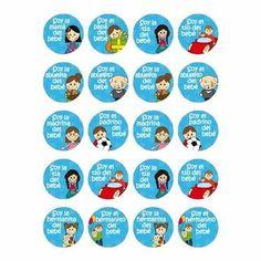 10 monedas de chocolate decoradas baby shower, despedida..