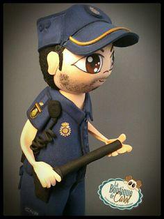 Fofucho policia