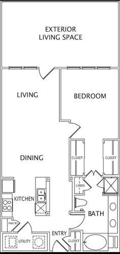 Small Casita Floor Plans Dallas Tx Bella Casita Apartments Floor