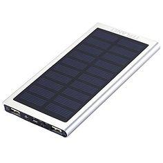 Cargador solar ultrafina 20000mAh Solar banco Dual USB Cargador Portátil para iPhone 6S/6/6Plus, 5S, Samsung y otros - http://cargadorespara.com/comprar/solares/cargador-solar-ultrafina-20000-mah-solar-banco-dual-usb-cargador-portatil-para-iphone-6s66-plus-5s-samsung-y-otros/